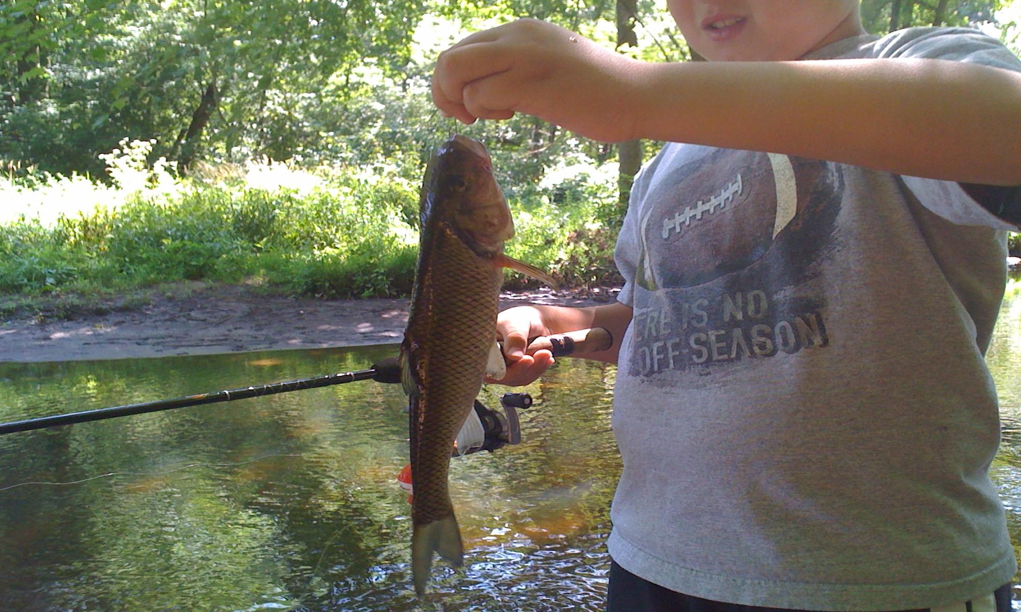 The Fresh Water Fishing Blog